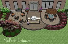 Free Plans For Yard Furniture by Patio Designs Plans U2013 Smashingplates Us