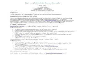Sample Resume Of Cashier Customer Service by Meat Clerk Job Description Research Plan Example