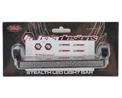 4x4 Led Light Bars by 1 10 Baja Designs S8 Stealth Led Light Bar 120mm By Rc4wd