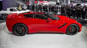 chevy corvette stingray price 2014 chevrolet corvette stingray us pricing announced autoevolution