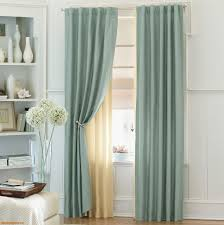 turquoise curtains target triangle shape table as home decor