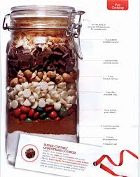 super chunky christmas cookies jar from food network magazine