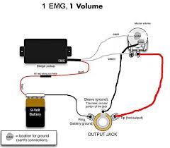 emg pickups wiring diagram wiring diagrams