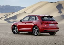 Audi Q5 New Design - 2018 audi q5 priced from 42 475 new sq5 from 55 275 autoevolution