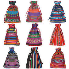 drawstring gift bags 10pcs bunt tribal tribe drawstring gift bags jewelry pouches