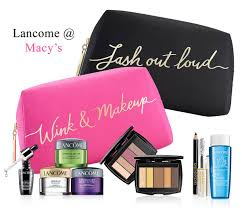 lancome gift with purchase gwp in october 2017