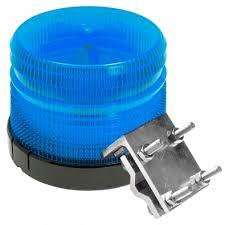 mirror mount beacon lights blue led low profile mirror bracket mount beacon sws warning