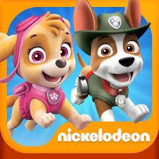 paw patrol rescue run hd app store