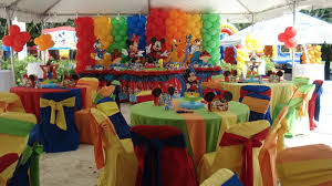 decorations rental miami