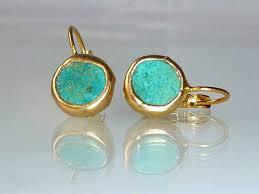 turquoise earrings best 25 turquoise earrings ideas on diy earrings