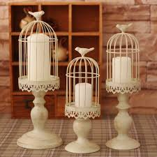 hand made white moroccan decor vintage metal candle lanterns