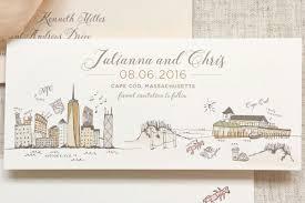 Custom Invitation Custom Invitations U0026 Design Jenny C Design