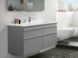 wall mounted vanity unit with drawers venticello vanity unit boch