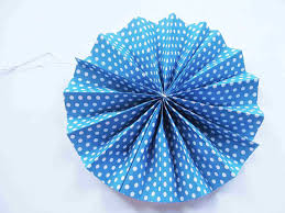 paper fans how to make paper fan decorations
