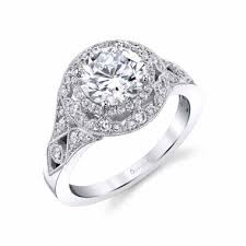 rings engagement engagement rings sylvie collection diamond rings