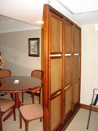 Partition Wall Design White Framed Frosted Glass Sliding Door Interior Winsome Large