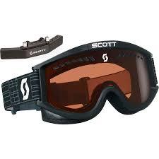 tinted motocross goggles scott heli otg goggles evo