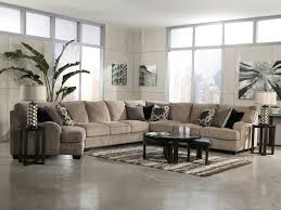Furniture Grey Reclining Sectional Sofa Extra Large Sectional
