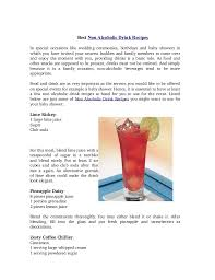 Best Punch For A Baby Shower - best non alcoholic drink recipes 1 638 jpg cb u003d1382328620