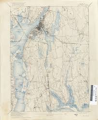 Ma Map Massachusetts Historical Topographic Maps Perry Castañeda Map