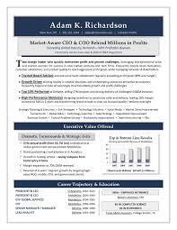 Resume Samples For Executives by 3 Secrets To An Executive Resume That Commands Attention Laura