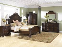 Bedroom Dresser Shore 5 Pc Bedroom Dresser Mirror Panel Bed