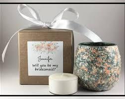 bridesmaids gift ideas bridesmaid gift idea etsy