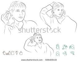 usinghair cls primp stock images royalty free images vectors shutterstock