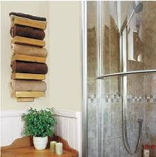 bathroom towels decoration ideas 9 clever towel storage ideas for your bathroom pottery barn with