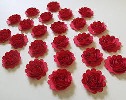 Red Carnations Red Carnations Etsy
