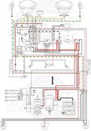 vintage vw wiring diagrams