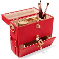 Vanity Box Best 25 Leather Vanity Cases Ideas On Pinterest Chanel Makeup