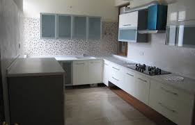 interiors for kitchen forte point india builders developers interior design