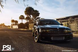 Bmw M3 Black - black on black bmw e46 m3 from psi has 520 hp autoevolution