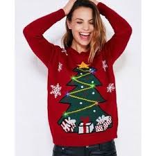christmas tree sweater with lights women s light up christmas tree sweater on poshmark