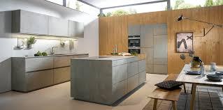 Next Kitchen Furniture Next125 Nx 950 Ceramic Beton Grau Nachbildung Küche
