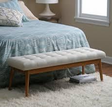 lit pour chambre idées de meuble bout de lit pour une chambre design