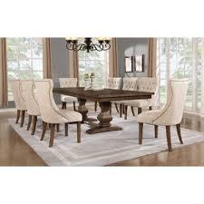 9 piece dining sets you u0027ll love wayfair