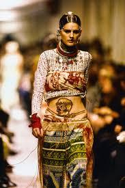 25 most influential u002790s fashion shows vogue