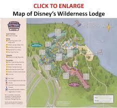 Orlando Disney Map by Closed Disney U0027s Wilderness Lodge And Villas Information Thread