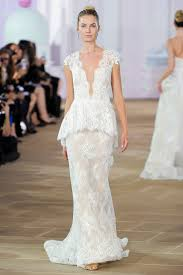The Best Wedding Dresses The Best Bridal Fashion Week Looks From Latino Designers