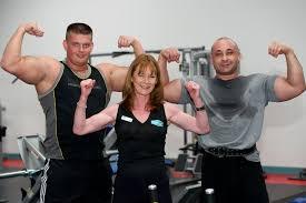 Teh Fitne blogs the fitness habit