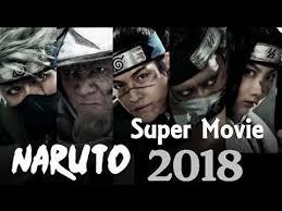 naruto new movie 2018 full trailer amazing youtube