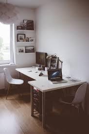 comment organiser mon bureau comment organiser un bureau meuble pour deux personnes