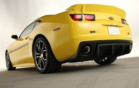 2010 camaro rear diffuser 2010 2013 havoc rear diffuser lower valance