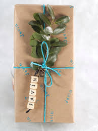 commercial wrapping paper for a special grandson inexpensive and more interesting than