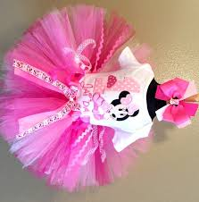 minnie mouse 1st birthday baby minnie mouse pink cupcake 1st birthday tutu