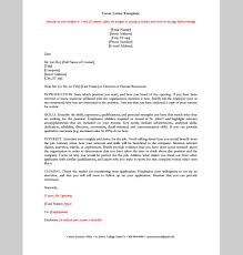 cover letter template for hr manager sample of hr manager cover
