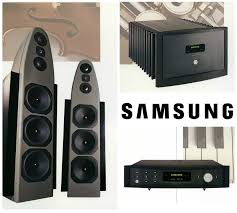 nakamichi home theater system samsung high end audio 1996 the stereo museum
