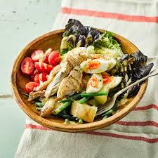 cuisine nicoise smoky mackerel niçoise salad recipe gousto